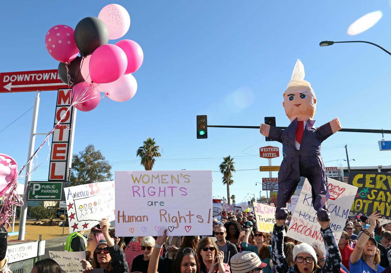 Women's March Vegas