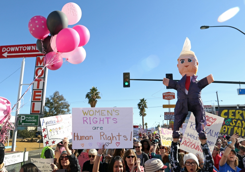 Women's March Vegas